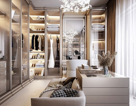 Organize in Style with Luxury Closets