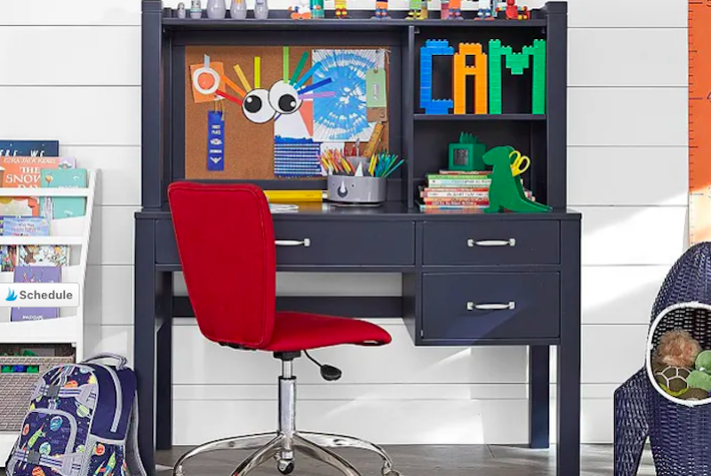 Summer Series: Creating Functional Kid Spaces For Back To School